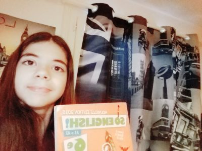St Varent Collège François Villion Hello, English is so cool because it's fun and it can help us in our future ! :)