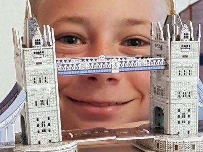Mont de Marsan  Collège Cel Le Gaucher Visite confinée de Tower Bridge