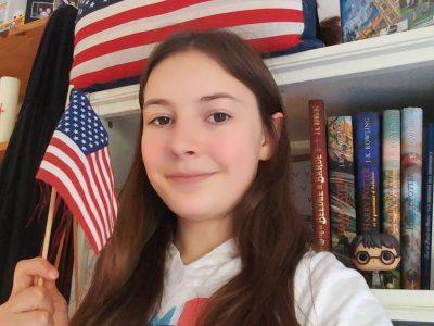 Fontainebleau Collège International  I love english and I am a Harry Potter fan ! Amélie
