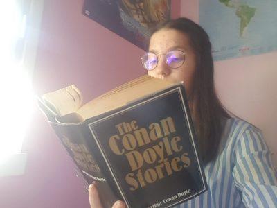 Collège Denis DIDEROT, MASSY 91300.  I looooooove the Conan Doyle Stories, and you ?  Thank you, bye!
