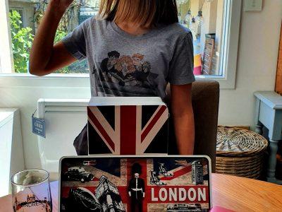 Ville : TOURS Collège : Lycée Paul-Louis Courier  Si l'on ne peut pas aller à Londres alors c'est Londres qui vient chez nous !!! :) If we can't go to London then it's London that comes to us !!! :)