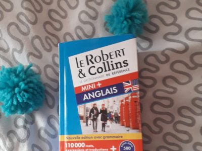 Voiron St Joseph  here is my English dictionary which was the only object reflecting England, English etc ...