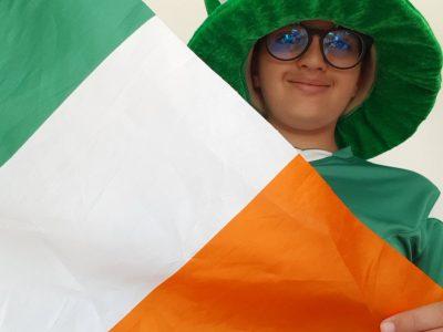 MASSAC-SERAN COllège Ste Germaine I love Ireland!