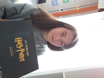 Le peage de roussillon - collège Jeanne d'arc I love Harry Potter!!!
