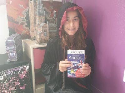 Montauban,82 Lola Barbetti. Grande fan de Harry Potter je rêve de partir a Londres pour visité le parc d'attraction d'Harry!!!!