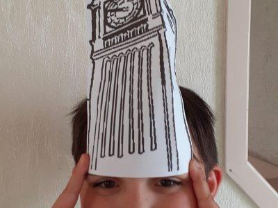 CHAUNY collège saint charles Big Ben pour le big challenge!
