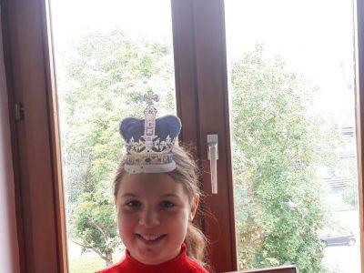 Mulhouse Collège Jeanne d'Arc Qui est la reine du jour ?