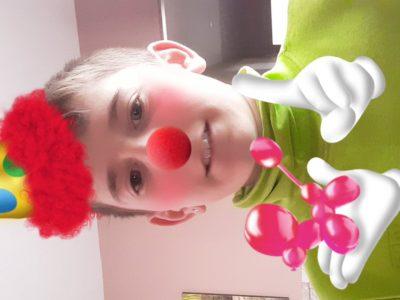 st Nazaire d Aude  collège Marcelin Albert  le clown étant un mot anglais m a bien fait rire j espère gagner!!!!!!!