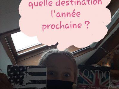 Ville :St Genis Laval  Collège : Paul d'Aubarède  Quelle destination choisir lnannée prochaine