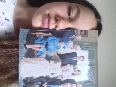 ANGERS collège Mongazon la famille la plus importante de l'Angleterre