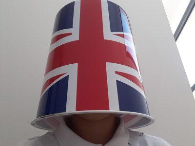 Beziers, Pic la salle. Me voici enfin couronné Roi d'Angleterre!