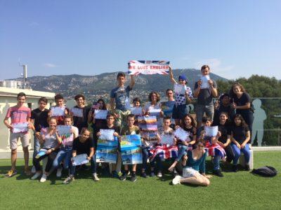 3ème Jaune du Collège Fénelon à Toulon