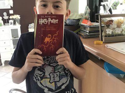 Saint aubin sur scie collège la providence  Harry Potter le symbole de l'Angleterre!!!!!