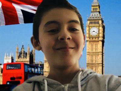 Azoum Loos  L'anglais pour la VIE ! Au Royaume-Uni et État-Uni ! Nous serons toujours UNI !!!