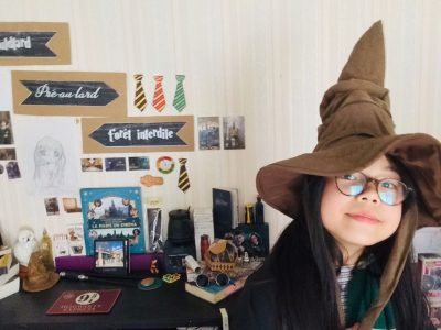 Poitiers ,collège la providence. Harry Potter !!!!!!