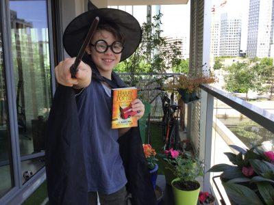 Evan picard de Boulogne billancourt. je suis au collège Jean Renoir en 6eme, à l'école des sorciers.
