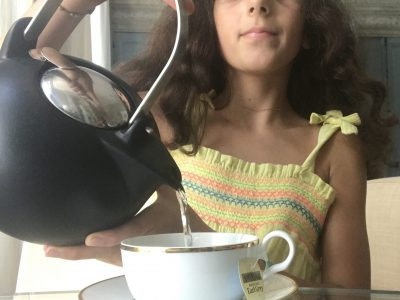 Paris? Institut de l'Assemption.  Tea time ☕️ !!!