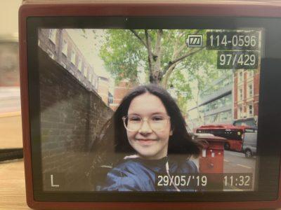 NANCY Meuthe-et-Meuselle/ collège Saint-Leon IX  Photo prise à Londres en 2019!!!