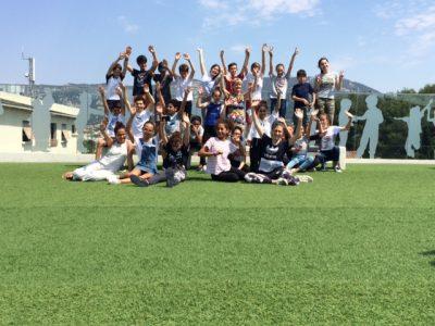5ème Bleue du Collège Fénelon à Toulon