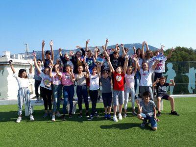 5ème Jaune du Collège Fénelon à Toulon