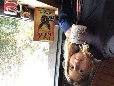 Ville: Dourdan Collège : Jeanne d'Arc Tea time with Harry Potter.