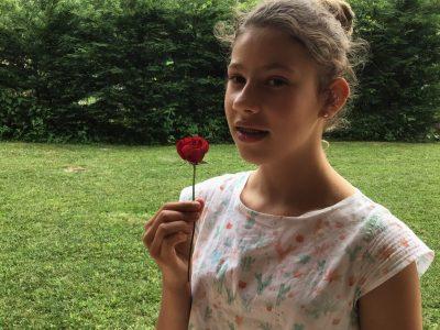 Voiron Collège saint Joseph  Une magnifique prestance, une rose et un gazon bien tondu: we are in England