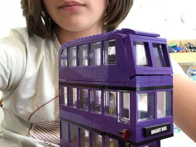 Beaulieu-sur-Mer/Collège Jean Cocteau  Moi est mon bus à trois étage de Londres