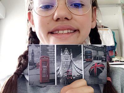Je me présente je l'appelle Eugénie Charruau j'habite à Angers je suis au collège Mongazon et j'ai choisi ces image car j'ai été à Londres et je trouves ces image symbolique de Londres. Bonne journée