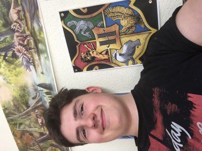 Collège Capitaine Dreyfus à Rixheim   Hogwarts is the most amazing castle !