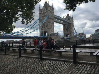Piney Collège des Roises petit souvenirs d'un voyage a Londres.