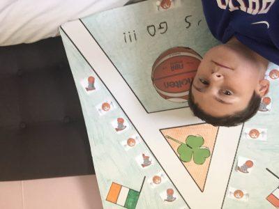 Rezé Collège Saint Paul Commentaire : Souvenirs d'un tournoi international de basket-ball