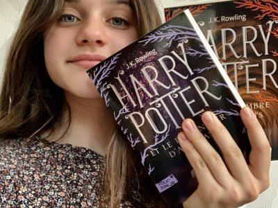 Boulogne-Billancourt, Saint Joseph Du Parchamp Le livre Harry Potter est la chose qui me fait le plus penser à l'anglais: I love this saga !