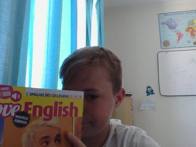 "Gujan Mestras   Collège Chante Cigale: "" I LOVE ENGLISH !!! """