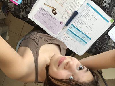 Enghien les bains collège notre dame de la providence. Avec mon workbook !