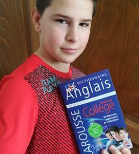 Collège Anne de Montmorency à Fère en Tardenois  j'aime étudier l'anglais