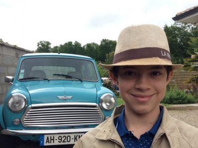 Saint pierre du mont Collège Lubet-Barbon It's Not just a car, it's a Mini Cooper..!!
