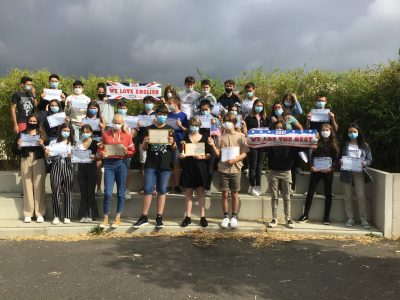 Les Achards (Vendée), Collège Saint-Jacques La Forêt  «De nombreuses années de participation au Big Challenge par les élèves du Collège Saint -Jacques la Forêt !»