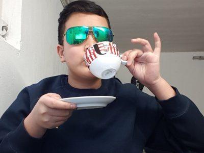 after the test, the tea time :) Riedisheim Sainte Ursule