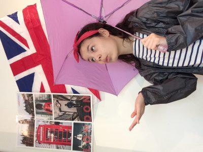 Collège Bienheureux Charles de Foucauld, à Puteaux   Oh my god! It's raining!Isn't rare?