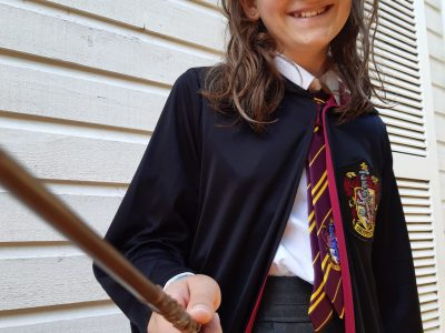 Toulouse,Emilie de Rodat  I love Harry Potter!!!