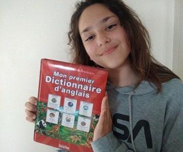 LENCLOITRE - Collège Arsène Lambert - J'aime l'anglais depuis toute petite ;D