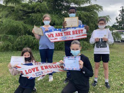 Les Achards en Vendée - Collège Saint-Jacques La Forêt «Le Big Challenge, c'est génial ! Un concours à la hauteur de nos ambitions !»