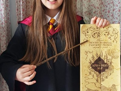 CLERMONT - FERRAND  .    MASSILLON  Joined the Hogwarts School of Witchcraft !