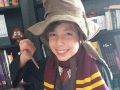 Beaupréau-en-Mauges - Collège Charles de Foucauld  Harry Potter, le nouveau protecteur de la reine Elisabeth II ?