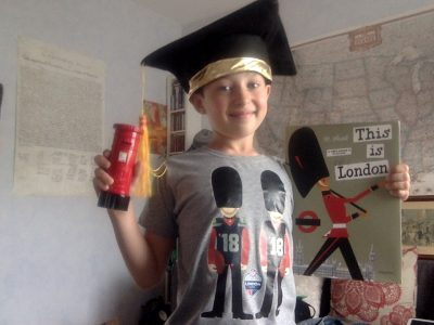 Axel LECAUDEY - Collège CHEVREUL - ANGERS (49)   Enjoy & stay safe