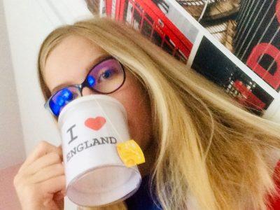 Paris, Collège Sainte Anne Sainte Marie «Keep calm and drink tea !»