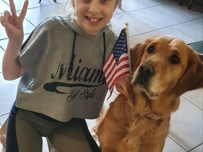 VOISENON - COLLEGE NAZARETH LA SALLE. HAVE YOU EVER SEEN A BILINGUAL DOG ?!