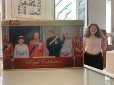 AIX EN PROVENCE Collège Campra  la famille royale  margot yelkovanian