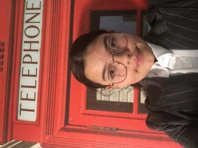 DAMBACH-LA-VILLE Collège du Bernstein                                                    I love London !!!