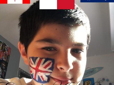 """English At Home.""  Collège Conrad Alexandre Gerard  Masevaux 68290"